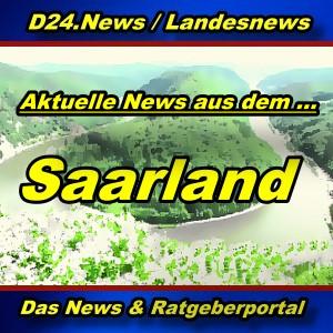 Landesnews - News aus dem Saarland -