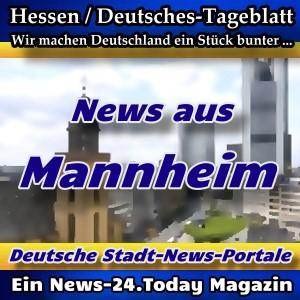 Stadt-News-Portal - Mannheim - Aktuell -