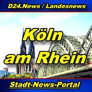 Stadt-News.com - Köln am Rhein - Aktuell -
