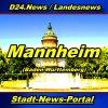 Stadt-News.com - Mannheim - Aktuell -