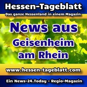 News-24.Today - Hessen-Tageblatt - Geisenheim am Rhein - Aktuell -