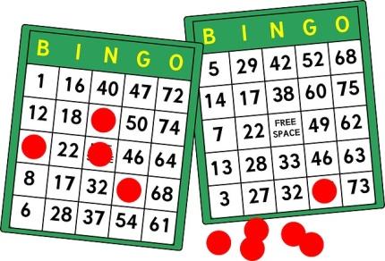 Bingo spielen -
