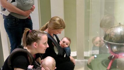 Manducafuehrung - Foto: Historisches Museum Frankfurt