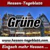 Hessen-Tageblatt - Presseportal - Grüne - Aktuell -