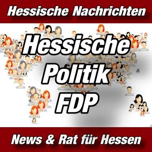 Hessische-Nachrichten - Hessische Politik-FDP - Aktuell -